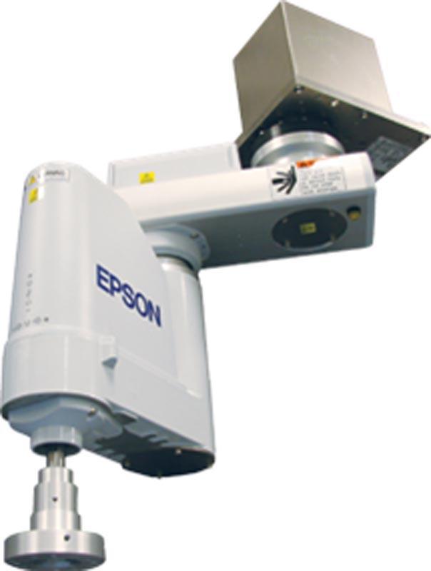 EPSON Robots SCARA 4 axis RS4-550