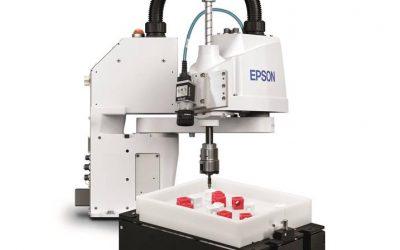 EPSON Robots IntelliFlex Parts Feeding System
