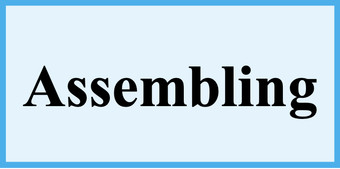 Assemble section media