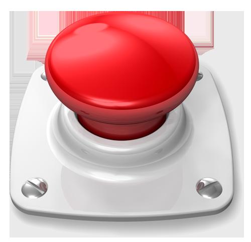 big stop button