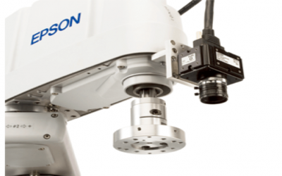 EPSON Vision guided robot