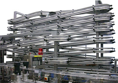 QC Conveyors the Flextrac Alpine System
