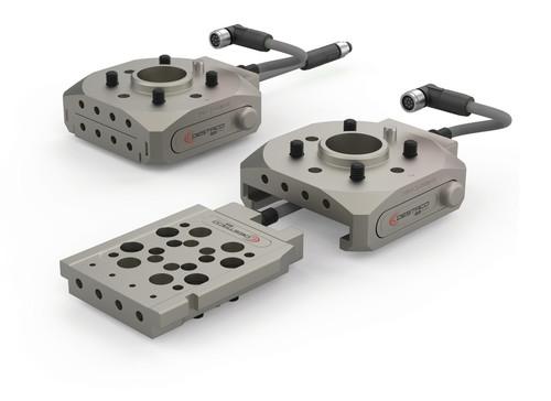 Destaco Robohand TC1 tool plate and Robot plate manual